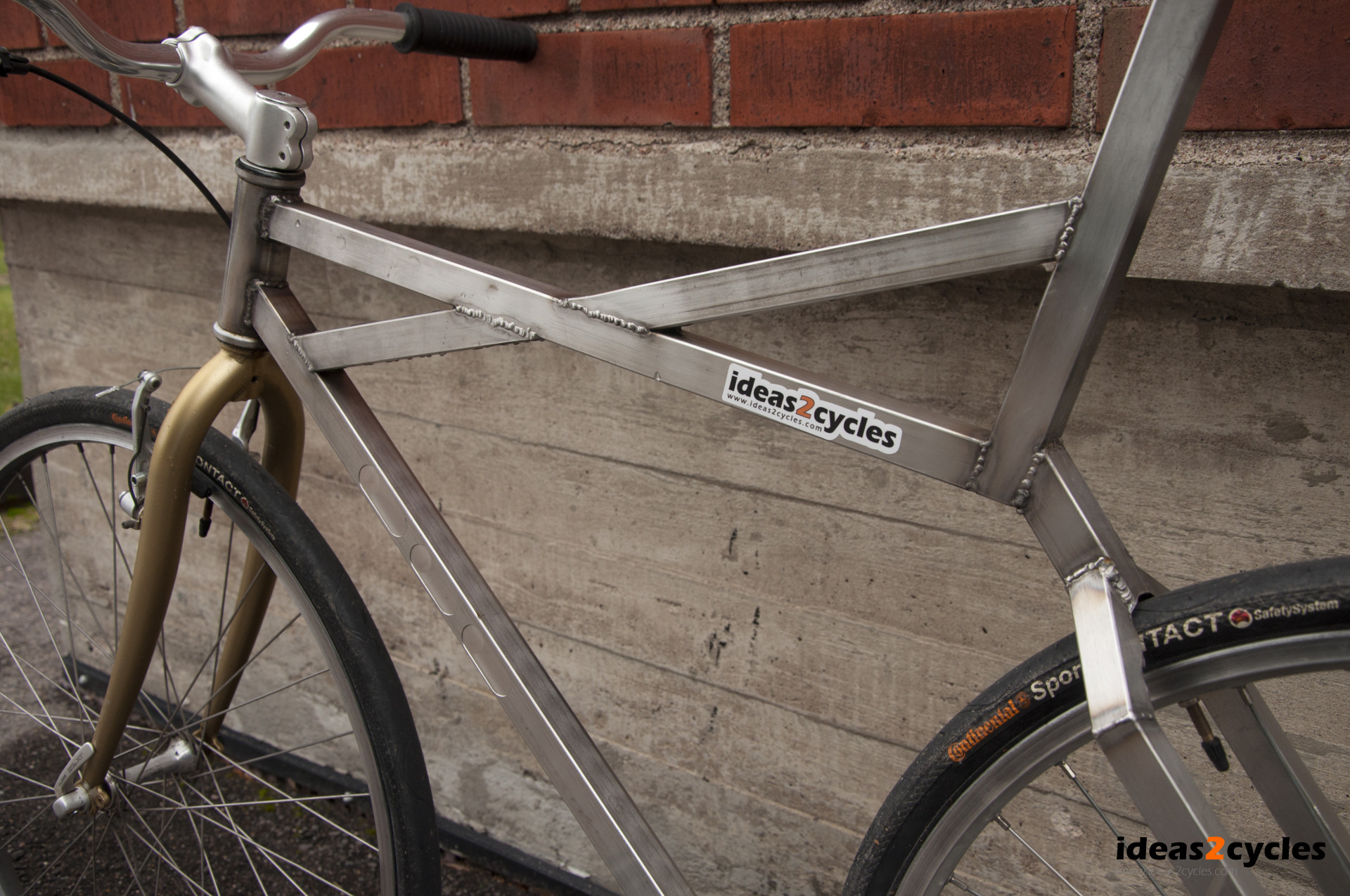 The Polo Bike Ideas2cycles